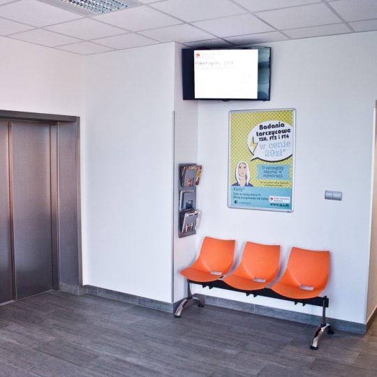 Centrum dentystyczne Promedica w Będzinie - gabinety