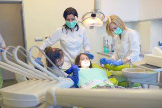 Plombowanie zębów u dzieci Będzin