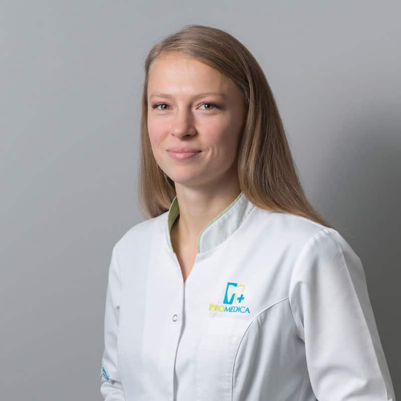 Dentysta Ewa Pasierbek