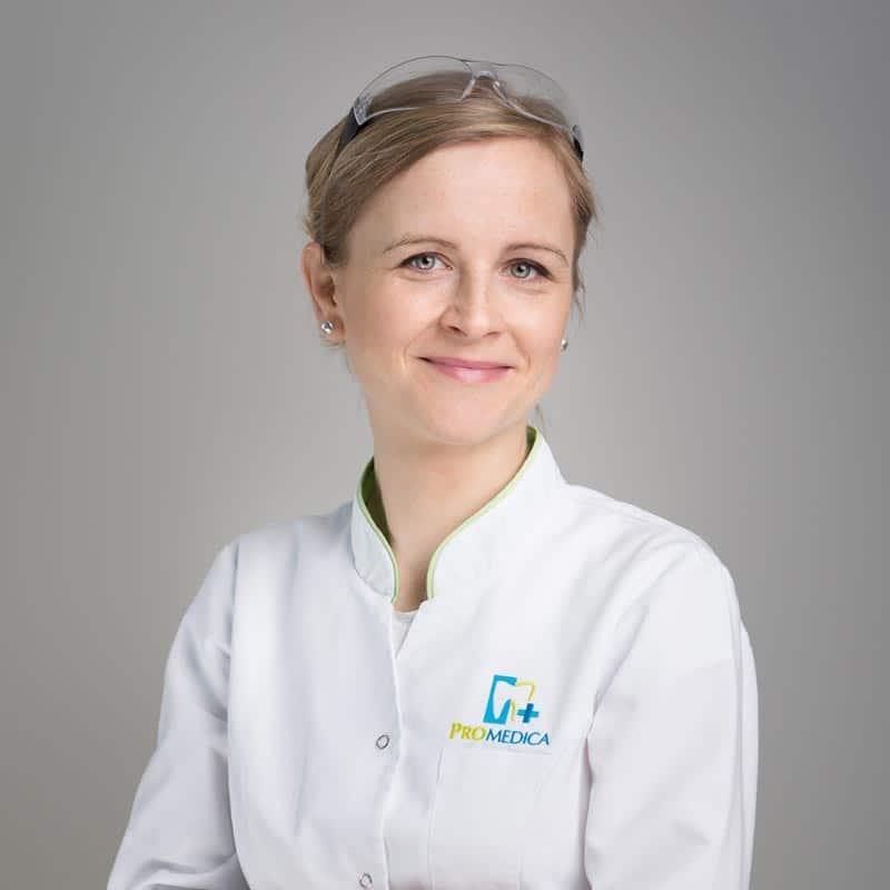 Stomatolog Martyna Michalak-Grząślewicz