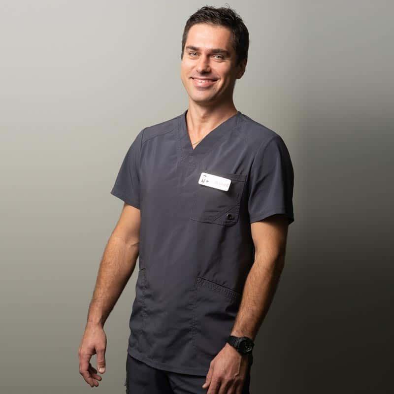 Dentysta dr Ryszard Markiewicz