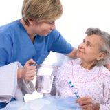 Higiena jamy ustnej osób starszych oraz niepełnosprawnych